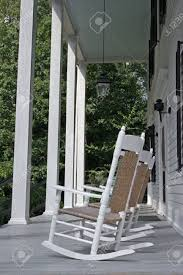 Old White Rocking Chairs On A Colonial Porch With White Columns ... An Early 20th Century American Colonial Carved Rocking Chair H Antique Hitchcock Style Childs Black Bow Back Windsor Rocking Chair Dated C 1937 Dimeions Overall 355 X Vintage Handmade Solid Maple S Bent Bros Etsy Cuban Favorite Inside A Colonial House Stock Photo Java Swivel With Cushion Natural 19th Century British Recling For Sale At 1stdibs Wood Leather Royal Novica Wooden Chairs Image Of Outdoors Old White On A Porch With Columns Rocker 27 Kids