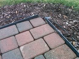 Menards Patio Block Edging by Paver Edging Amazon Paver Edging Is In The Garden U2013 Afrozep Com