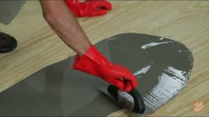 Home Depot Floor Leveler by How To Prepare Your Subfloor For Tile Step 2 Prepare A Wood