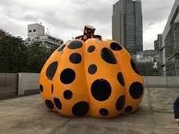 Yayoi Kusama Pumpkin by Pumpkins U0026 Tulips Yayoi Kusama U0027s Most Outstanding Public