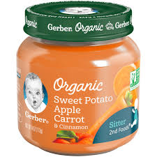 Gerber 2nd Foods Organic Sweet Potato Apple Carrot ... Disney Baby Simple Fold Plus High Chair Minnie Dotty Baby Feeding Tips Cereal Puree And Led Weaning Past Gber Spokbabies Congrulate 2018 Contest Winner Gber Lillies Len Pin On Products We Love How To Introduce Peanuts To Babies Prevent Peanut Expert Advice On Feeding Your Children Littles Introducing Solid Foods Parents Mama Jones Twitter Look At My Grandbaby Trying The 8 Best Organic Food Brands Of 2019 And Baby Comes Too But Watch Out Restaurant High Chairs