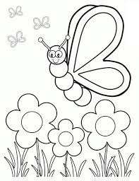 Spring Color Sheets 25 Unique Coloring Pages Ideas Printable