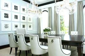Drapes For Dining Room Formal Window Treatment Ideas Curtain