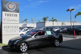 Orange County Cadillac Dealer - Tustin Cadillac