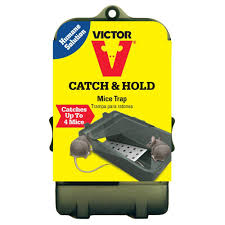 Victor Multi Catch Live Mouse Trap M333 The Home Depot