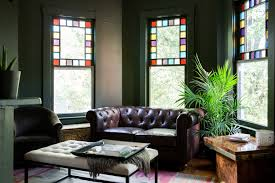 Colors For A Dark Living Room by Design Tips For Painting Dark Walls In Small Rooms Apartment Therapy