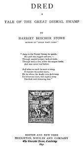 The Project Gutenberg EBook Of Dred By Harriet Beecher Stowe