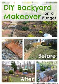 Pink And Green Mama DIY Backyard Makeover On A Budget With Help