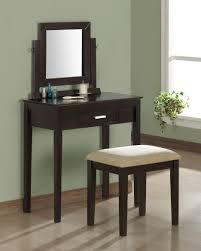 Double Sink Vanity With Dressing Table by Bathroom Makeup Vanity With Lighted Mirror Double Sink Vanities