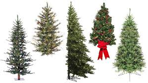 Half Christmas Tree Wall Flat Back Mounted