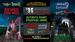 Kings Dominion Halloween Haunt Application by Best Haunted Houses In Los Angeles From Spooky To Terrifying