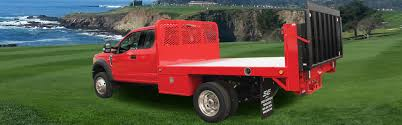 100 Flatbed Truck Body SE Scelzi Enterprises Premium Bodies