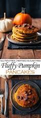 Easy Pumpkin Pancake Recipe by Fluffy Gluten Free Pumpkin Pancakes I Am Gluten Free