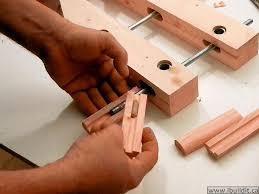 How To Make Classic Wooden Hand Screws