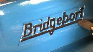 bridgeport milling machine rebuild part 7 youtube