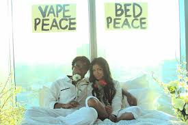 watch jhene aiko pays homage to john and yoko in bed peace