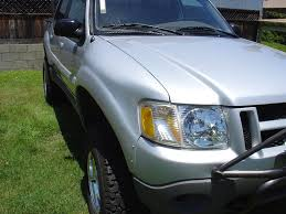 100 Fiberglass Truck Fenders 0105 Ford Explorer Sport 4 Bulge Performance Style