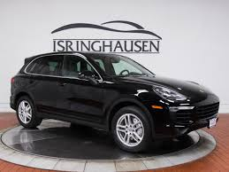 Used 2016 Porsche Cayenne S For Sale In Springfield, IL | VIN ...