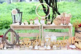 Outdoor Vintage Wedding Lots Really Cute Ideas Via Kara