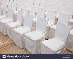 Row Of Chairs With White Fabric Covers Stock Photo ... Details About 75 Polyester Folding Chair Covers Wedding Party Banquet Reception Decorations Monrise 12 Pcs White Spandex Chair Covers Universal Polyester Stretch Slipcover For And Hotel Decoration Elastic Our White Tablecloths With Folding Chair Covers Folding Accessory Nisse Black Cover Gold Cheap Linen Find Row Of Chairs Fabric Stock Photo Home Fniture Diy 50pcs Whosale Chairswhite Wood Buy Aircheap Chairsfolding Product On Alibacom 50pcs Premium Poly Wedding Party Outstanding See Through Ding Chairs Room