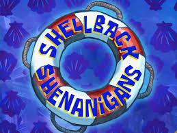 shellback shenanigans encyclopedia spongebobia fandom powered