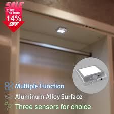new rechargeable showcase 2w wireless led wardrobe lighting