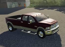 100 Used Flatbeds For Pickup Trucks FS19 RAM 3500 FLATBED V1000 LS17Modscom Farming