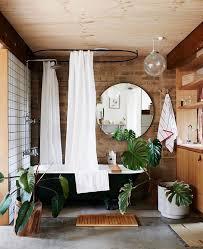 Farmhouse Bathroom Decorating Rustic Vintage Interior
