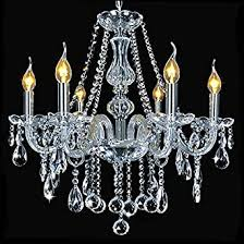 dst modern 6 arms klar kristall deckenleuchte kronleuchter therese klare geniune k9 kristallleuchter für esszimmer schlafzimmer wohnzimmer