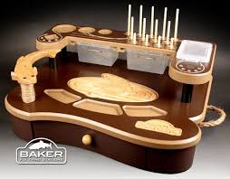 Fly Tying Table Woodworking Plans by 248 Best Fly Tying Bench Ideas Images On Pinterest Fly Fishing