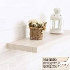 Home Depot Decorative Shelves by Off White Decorative Shelving Wall Decor The Home Depot
