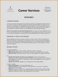 100 How To Write A Good Resume Wesome Writing Great Best Should You Put