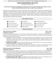 Resume Examples For Executives Amazing Best Format Managers Templates Shift Manager Management Emphasis Finance