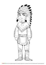 Free Printable Coloring Pages For Toddlers And Preschoolers Nativeamerican Click Through