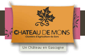 chambre agriculture gers chateau gers château de mons domaine viticole gers seminaires gers