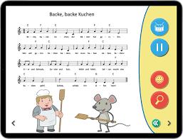 sing kinderlieder das interaktive kinderliederbuch mit sound