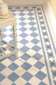blue white vinyl floor tiles tile flooring design