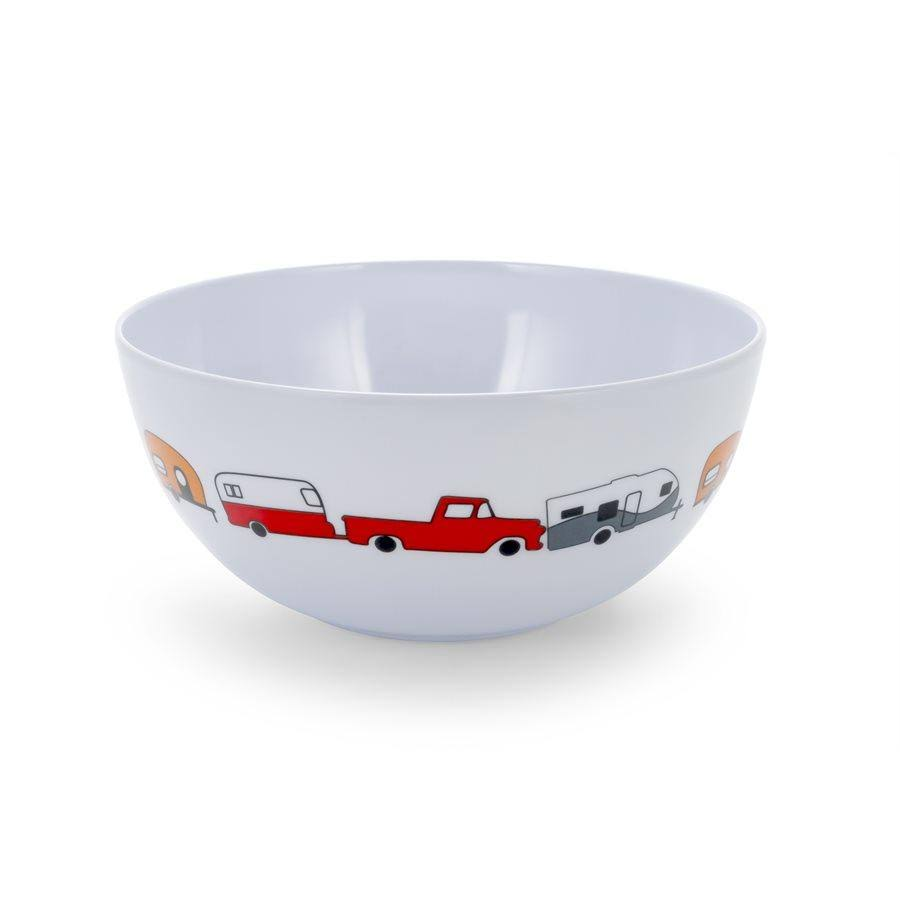 Camco Life Is Better Bowl- RV Pattern (53222)