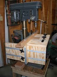 Floor Mount Drill Press by Ryobi Vs Skil Benchtop Drill Presses Router Forums