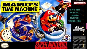 Mario's Time Machine | Game Grumps Wiki | FANDOM Powered By Wikia