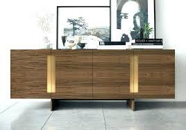Living Room Buffet Cabinet Corner Hutches Furniture Beautiful Profile Modern Sideboard