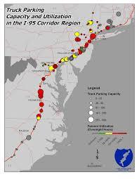100 Truck Stops In Va Parking Itiative I95 Corridor Coalition Contents