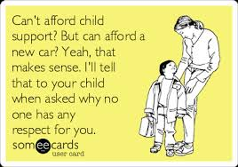 Search results for child support Ecards from Free and Funny cards and hilarious Posts someecards Child Support Pinterest