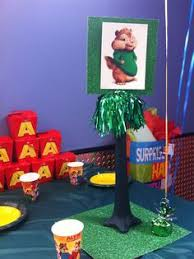 Alvin And The Chipmunks Cake Toppers by Alvin And The Chipmunks Alvin And The Chipmunks Party Pinterest