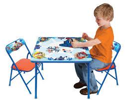Dora Kitchen Play Set Walmart by Paw Patrol Erasable Activity Table Set With Markers Walmart Com