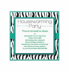 Printable Housewarming Invitation Template 29
