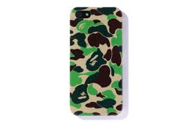 BAPE ABC Camo iPhone 5 Case