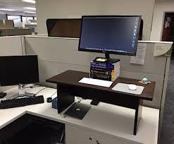 Monitor Stands For Desks Nz by Standing Desk Attachment Nz Best Home Furniture Design