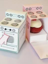 Adooorable Cupcake Box Printable