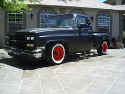 100 Chevy Hot Rod Truck Any Rat Rod Versions The 1947 Present Chevrolet GMC